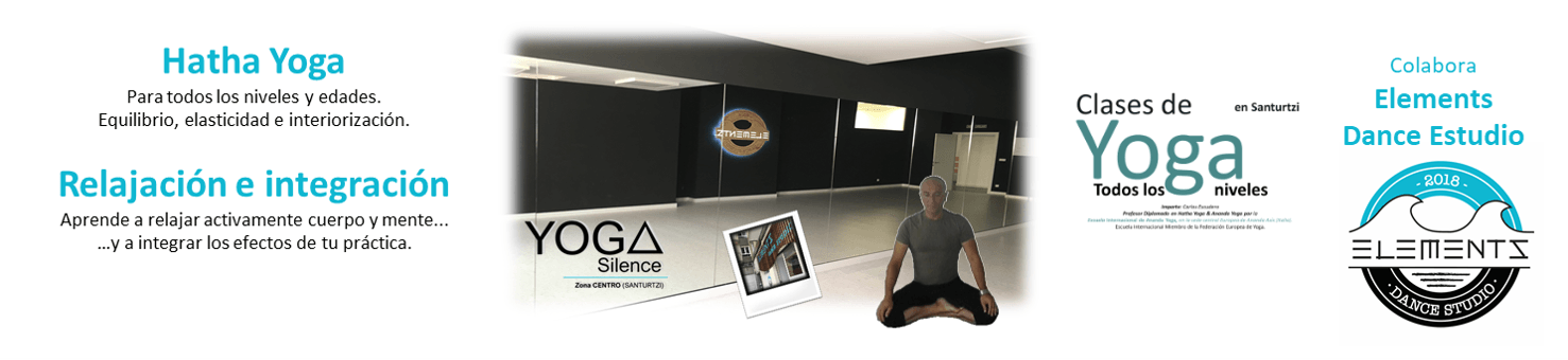 Yoga SIilence llega a Santurtzi